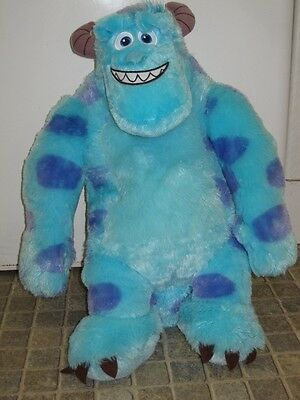 """Sulley Very Large 20"""" Disney Monsters Inc University Plush Soft Toy Figure Sully"""