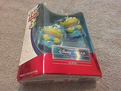 Toy Story Disney  Adult Collection Version Very  Rare Aliens New Sealed