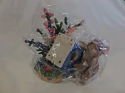 Charming Tails I'm Right At Home With You #89/226 BIRDHOUSE MOUSE DEAN GRIFF(d)