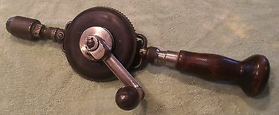 Vintage North Bros.Yankee 1545 Cordless 3/8 Hand Drill 2 Speed 5 Selector Switch
