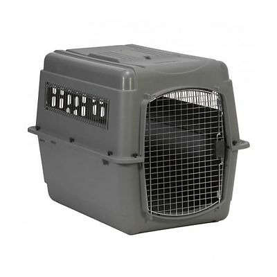 Cage Chien Avion - Vari Sky Kennel (Norme IATA) - Petmate - Taille S (1)