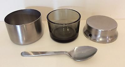 Old Hall Stainless Steel Complete Preserves Pot Set With Spoon - Reg 933083
