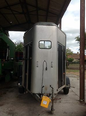 ifor williams horse trailer 505