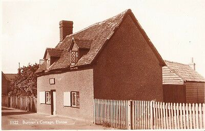 RP postcard of Bunyan's Cottage, Elstow