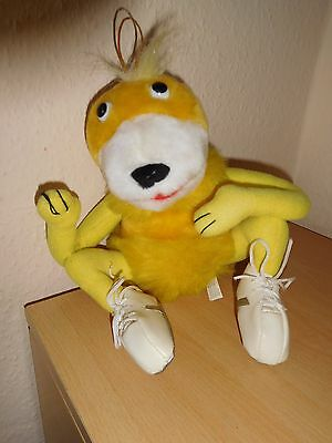 Sitting Flat Eric Soft Toy - Playmakers 12""