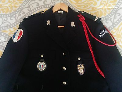 French motorcycle police jacket (Paris)