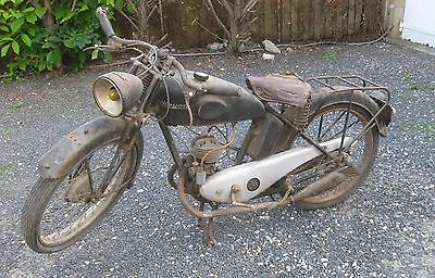 125 alcyon type 18 TER parallelogramme 1950 livrable