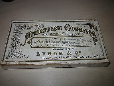 The Atmospheric Odorator  For Parfuming in Apartements um 1880 Lynch & Co
