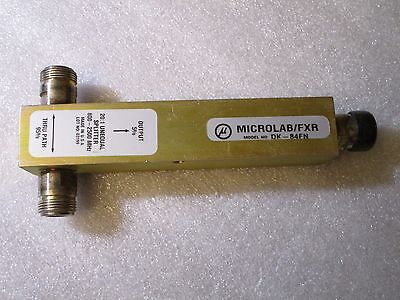 MICROLAB/FXR DK-84FN 20:1 UNEQUAL SPLITTER 800-2500 MHz MADE IN USA