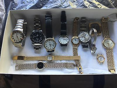 Watches For Repair Or Parts