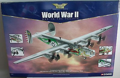 Corgi Aviation Archive 1/72nd B-24J Liberator 'The Dragon And His Tail' AA34001