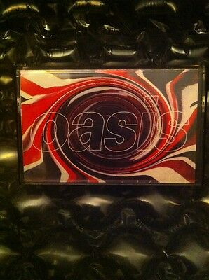 Oasis Promo Tape Brand New Rare Fan Club Issue