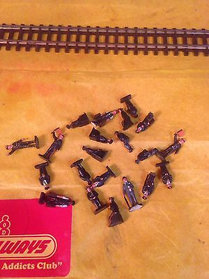 Tri-ang Triang Hornby 21 Figure Lot