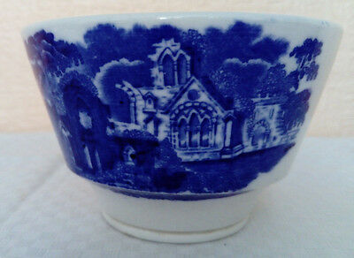 "Antique,george Jones """"abbey"""" Bowl In Perfect Condition C 1930"