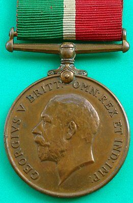 Ww1 Mercantile Marine War Medal Shipwrecked Great Bahamian Hurricane Ss Eastway