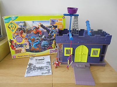 Scooby Doo Pirate Crew - Pirate Fort Playset