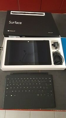Tablet PC Microsoft Surface RT 64 Go, Wi-Fi