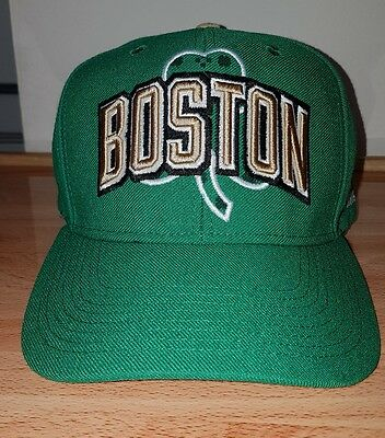 NBA Adidas hat Boston Celtics St.Patrick's day