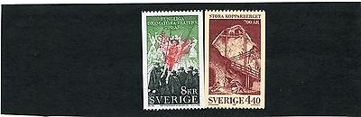 Sweden: lot of 6 stamps.  SCV: $14.65.  see description.