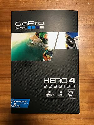 GOPRO Hero 4 Session, Action Cam, Full HD + SD card con 64 GB