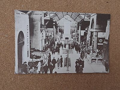 """""""British Empire Exhibition 1924"""" - Palace of Industry"""