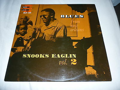 Snooks Eaglin  Blues From New  Orleans Vol 2