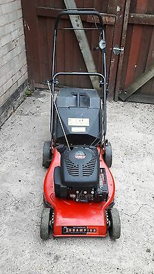 Champion Self-Propelled Petrol Mower - Fully Serviced