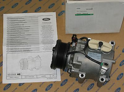 Genuine Ford Mondeo Mk3 Air Conditioning Compressor 1575685 1828196 New Boxed