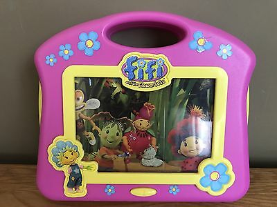 Fifi and the flowertots Musical TV with Moving Screen Plays Fifi Theme Tune