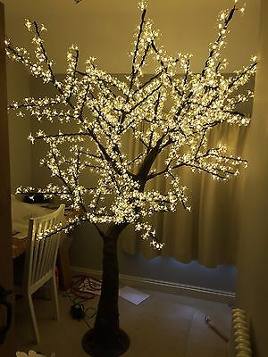 White Led Blossom Tree (Outdoor/Indoor)