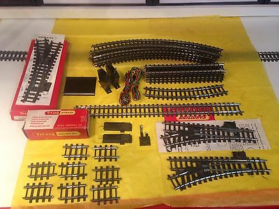Tri-ang Triang Hornby Super 4 Track Lot