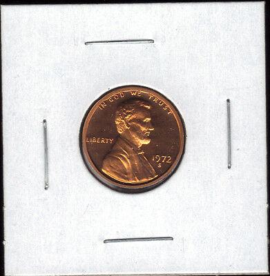 1972-S Proof Lincoln Cent