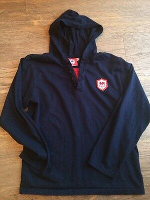 Cardiff City Football Hoodie T Shirt