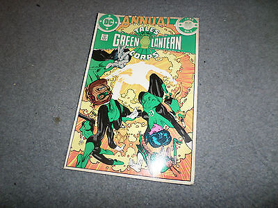 Tales Of The Green Lantern Corps Annual # 1