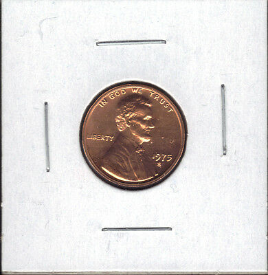 1975-S Choice Proof Lincoln Cent