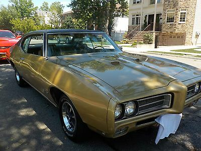 1969 Pontiac GTO numbers matching price to sell! Runs and drive excellent rare deal!