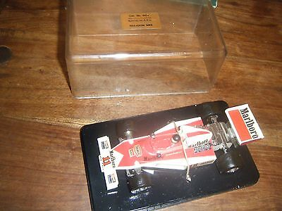 Vintage MRRC McLAREN M23 Slot Car Cat No. 6001 With Box