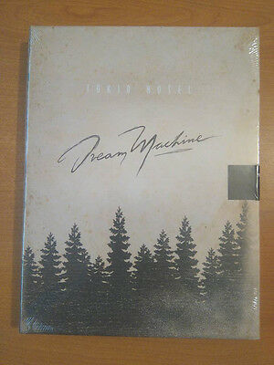 TOKIO HOTEL - DREAM MACHINE Limited Deluxe Box Edition NEW & SEALED