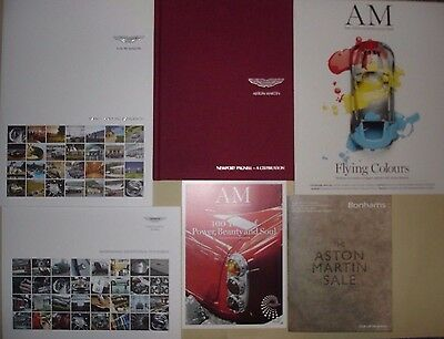 Le Mans 2014 FIA WEC AMR Aston Martin Racing Newport Pagnell Book DVD Selection-