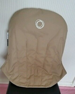 Bugaboo cameleon 1 , 2 and 3 seat cover fabric liner sand..
