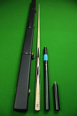 ** WIE 1001 NACHT ** Emperor Series 12 Faces Ash Shaft Handmade Snooker Cue Set