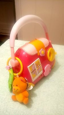 Chicco  Fun and Music Bag , Musical, Illuminating Toy