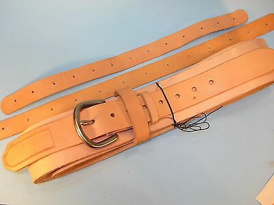 """Pack Of 6 1 1//4/"""" 1/"""" 1 1//2/"""" 1 3//4/"""" Leather Belt Keepers // Loops 3//4/"""""""