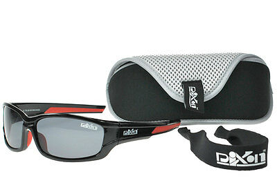 Sports Sunglasses By Dixon With Free Retainer & Free Sports Case RRP £41.75