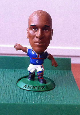 Corinthian Microstar Nicolas Anelka France Home Mc481 Green Base