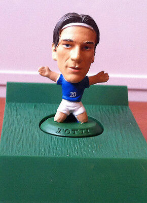 Corinthian Microstar Francesco Totti Italy Home Mc478 Green Base