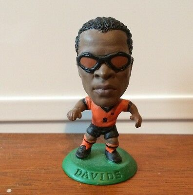 CORINTHIAN MICROSTAR Edgar Davids Holland Home MC472 Green Base