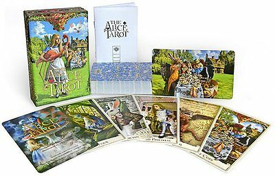 The Alice Tarot Standard deck. NEW and SEALED