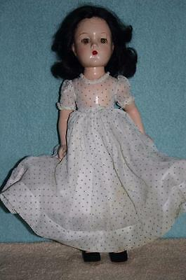 14 Inch Alexander Composition Scarlett in Tagged Gown