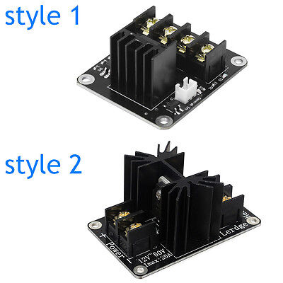 UK 3D Printer Heated Bed Power Module High Current 210A MOSFET Upgrade RAMPS 1.4